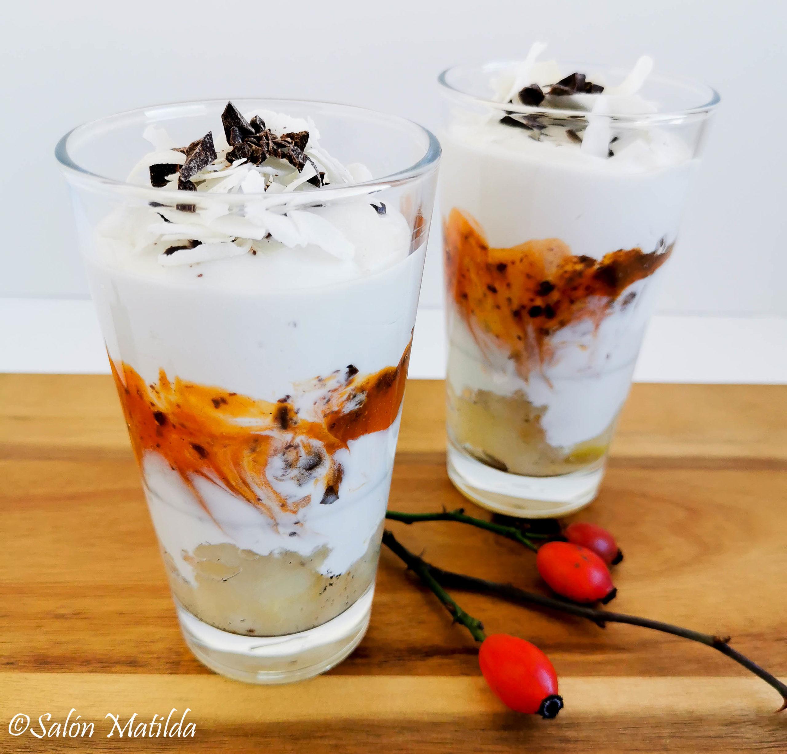 Hagebutte, Vitamin C, Kokosjoghurt