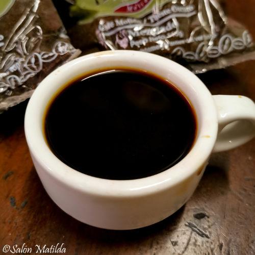 Kaffee, Kuba, Tradition